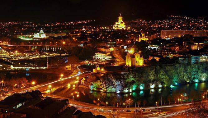 vip знакомства в грузии